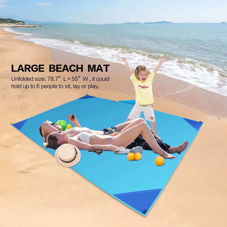 Camping Mat Camping & Hiking Useful Beach Mat Magic Sand Mat Beach Sand Drain Mat Outdoor Travel Mattress Summer Vacation Camping Accessories