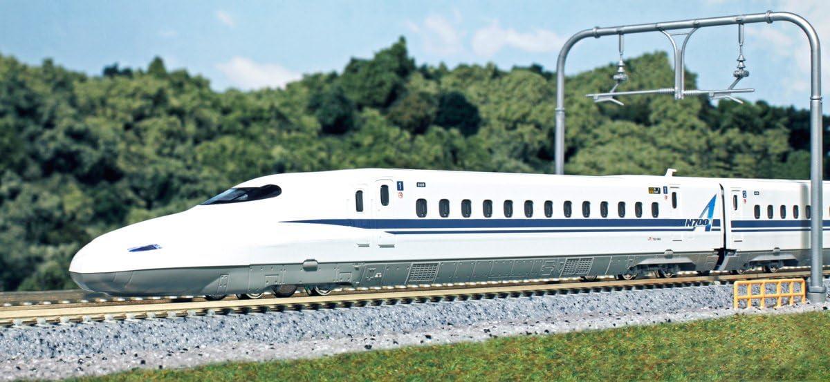 japan import N gauge 10-1174 N700A hope 4 both basic set