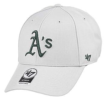 47 Gorra, (Oakland Athletics), Fabricante: Talla única Unisex ...