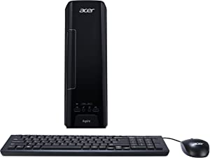 Acer Aspire Desktop, Intel Core i5-6400, 8GB DDR4, 2TB HDD, Windows 10 Home, AXC-780-UR12