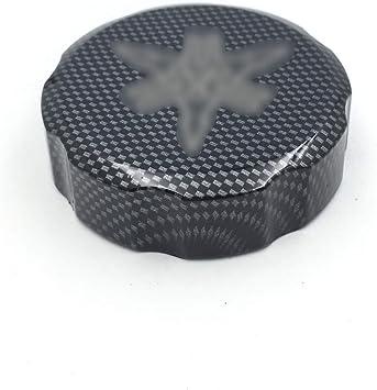 Black Billet Rear Brake Fluid Reservoir Oil Cap For Yamaha Yzf R6 R6S R1