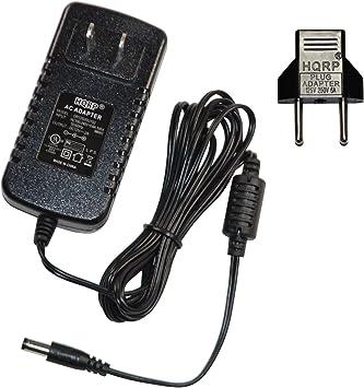 HQRP Cargador Adaptador de CA para Yamaha NP-31, NP-11 ...