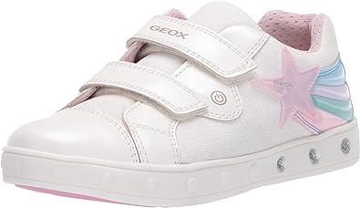 Geox J Skylin Girl C Sneakers Basses Fille