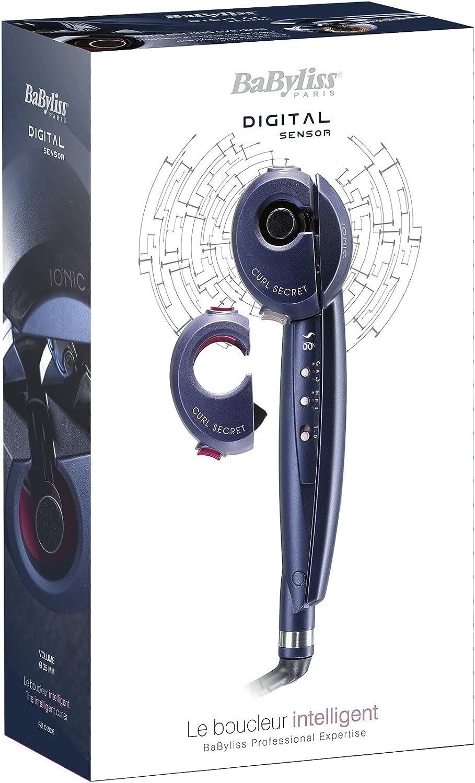 BaByliss C1500E – Rizador de pelo automático con Sensor Digital ...
