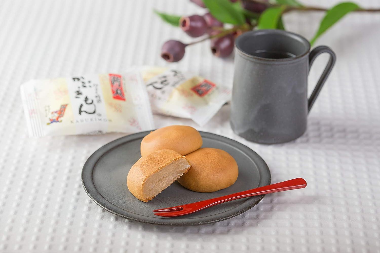 茜丸 みるく饅頭かぶきもん (10個) 和菓子 饅頭 餡 ギフト 詰め合わせ