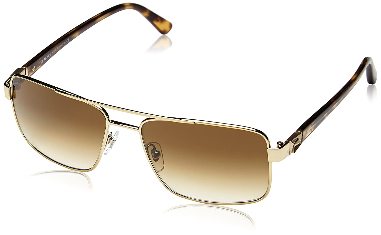 724af300f7cb Amazon.com  Versace Sunglasses VE 2141 HAVANA 1252 51 VE2141  Versace  Shoes