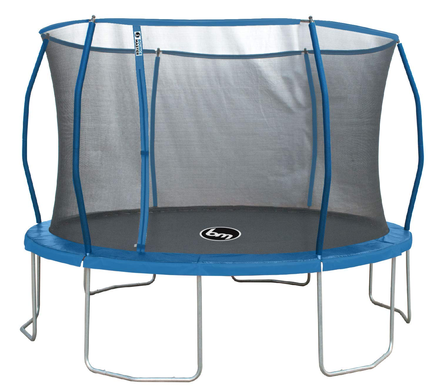 Bounce Master 12' Trampoline with Enclosure