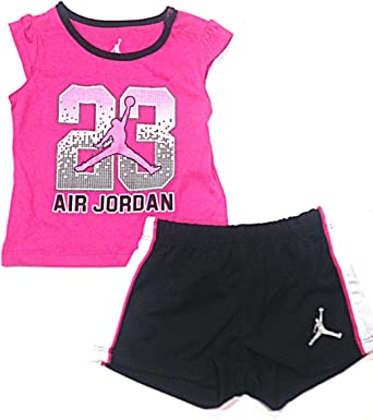 Nike Air Jordan Baby Girl's Shorts