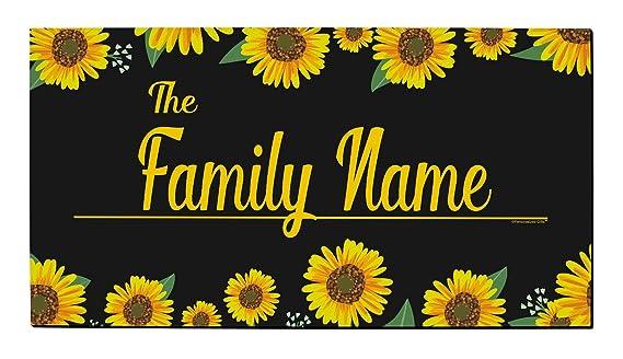 Amazon.com: Custom Wedding Gifts The Last Names Here ...