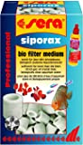 Sera Siporax Professional biofilter medium 1000 ml + sera filter biostart 50ml