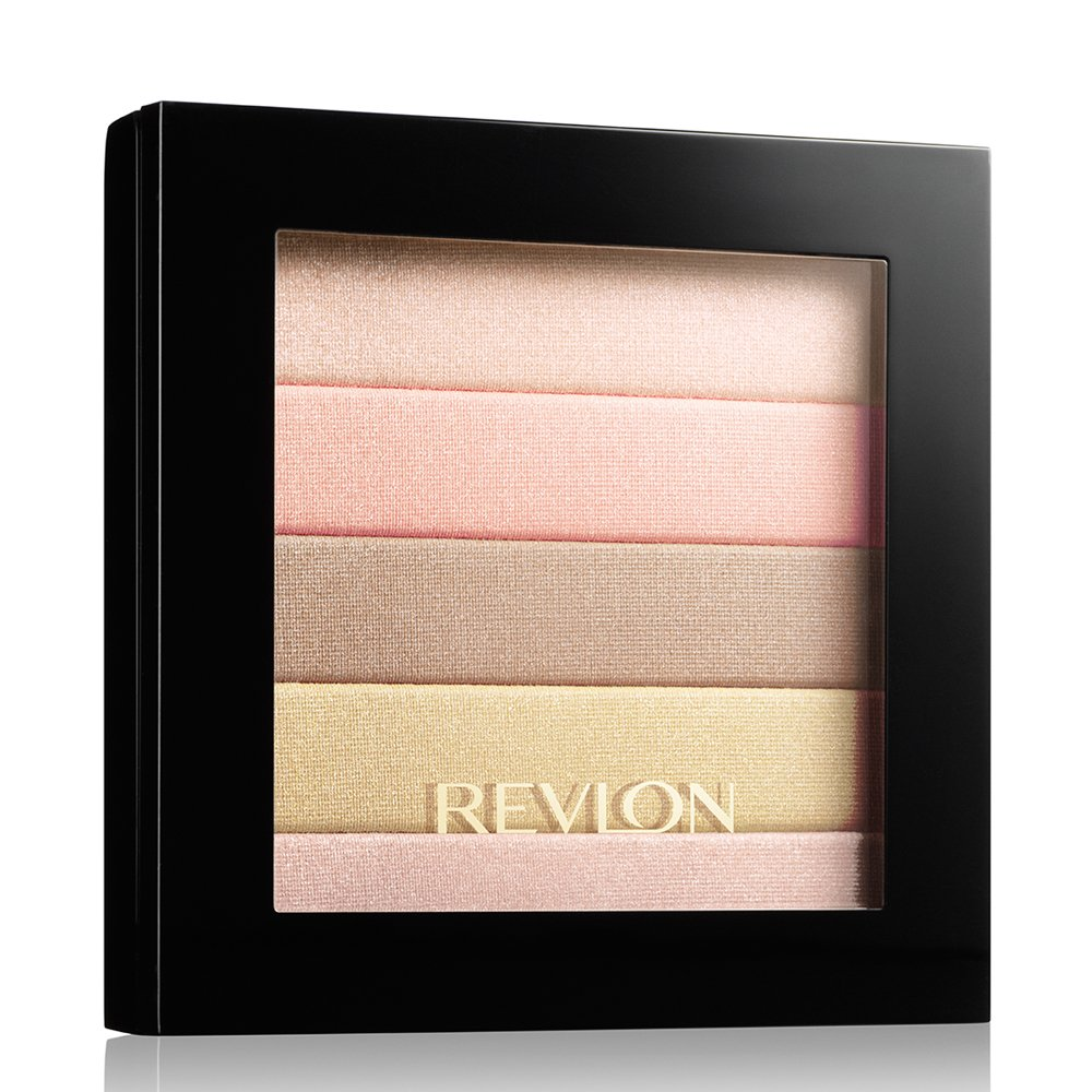 Revlon Highlighting Palette, Peach Glow, 0.26 Ounce 4792-05