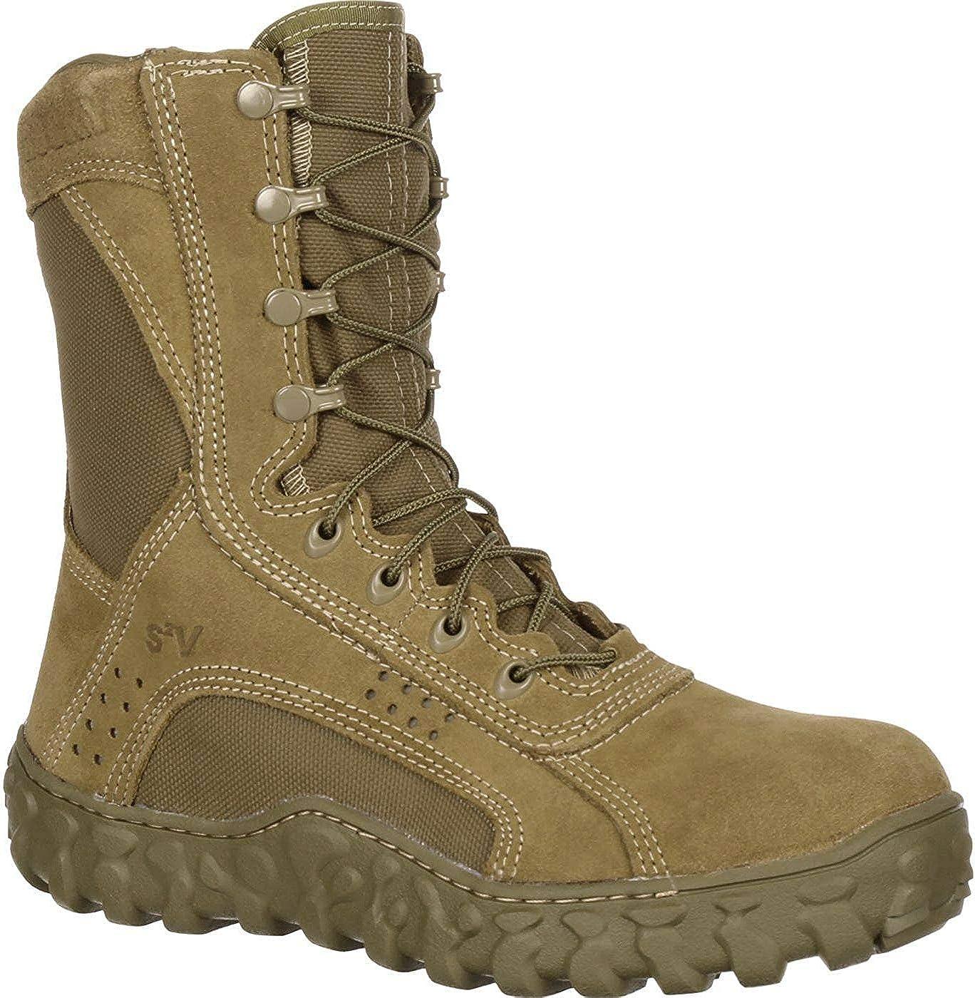 Rocky Men s S2V-106 Work Boot
