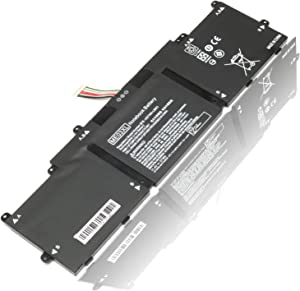 ME03XL Laptop Battery Replacement for HP Stream 11-D 13-C Series Notebook PC 11-D001DX 11-D010CA 11-D010NR 11-D010WM 11-D020NR 11-D077NR 13-C010NR 13-C002DX 787521-005 787089-541 HSTNN-UB6M
