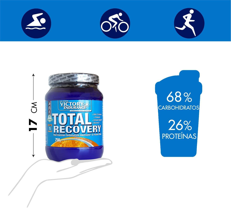 Victory Endurance Total Recovery. Completa la recuperación ...