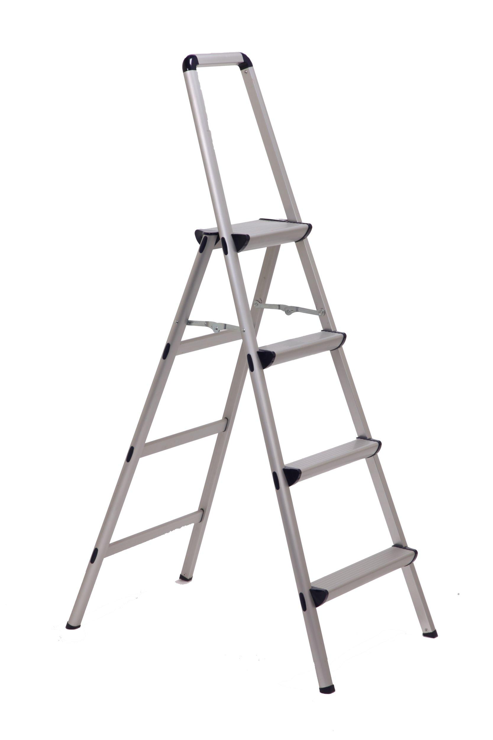 Xtend & Climb FT-4 Ultra Lightweight Aluminum Stool, 4-Step