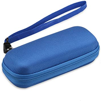 Portable Travel Carry Hard EVA Case Zip Bag For MP3 Players USB Cable Earphones