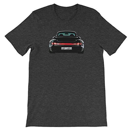 Black Widow – Porsche 911 Turbo 993 Inspired Unisex T-Shirt