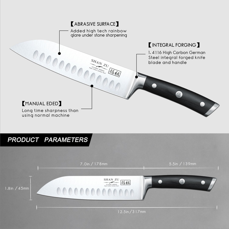 100 German Kitchen Knives Carl Schmidt Sohn Gmbh Housewares Connect 365 International