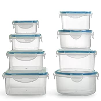 1790 Plastic Food Containers