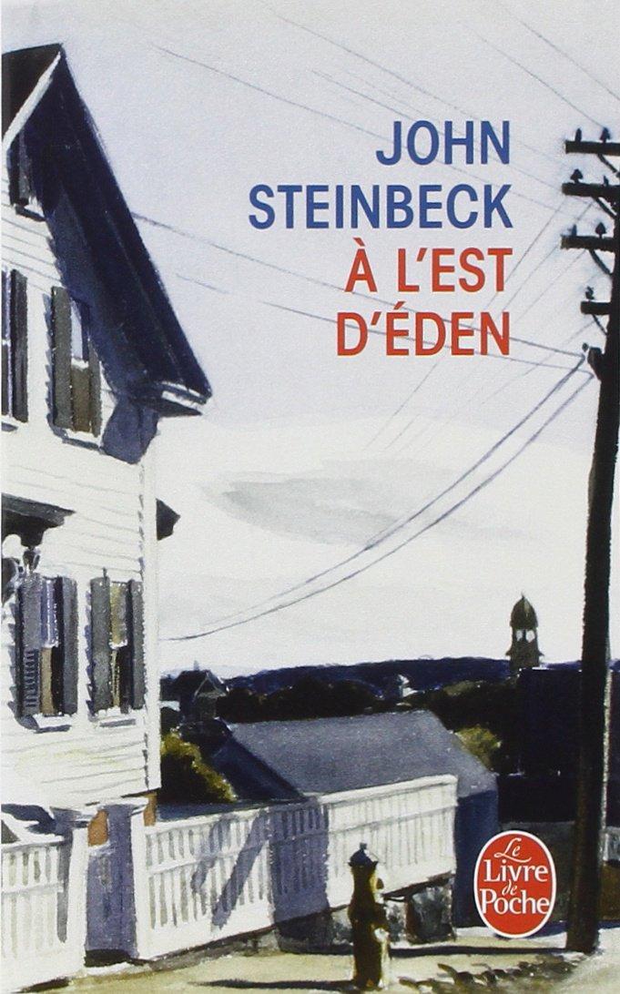 A L Est D Eden Ldp Litterature Steinbeck 9782253005971
