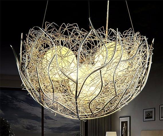 Lampadario creativo sala da pranzo sala lampadario camera per