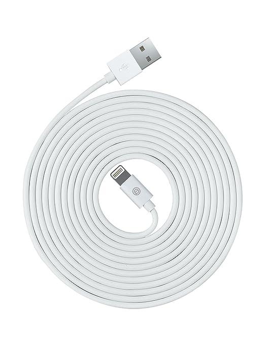 3 opinioni per Cavo Lightning su USB [Certificato Apple