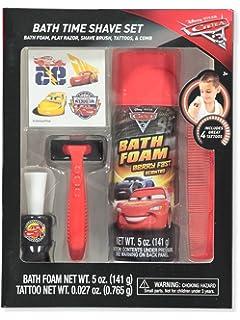 Amazon Com Dc Comics Batman Boy S Bath Time Play Shave Set Toys