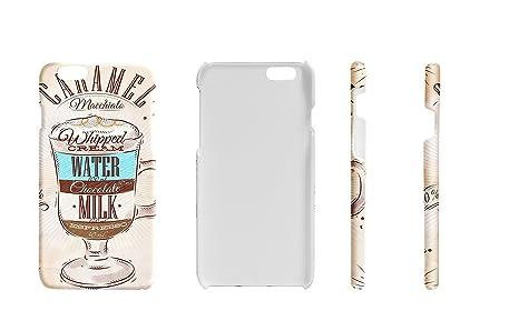 Funda Protectora Carcasa para IPhone 6 Cocina Receta dulce de leche