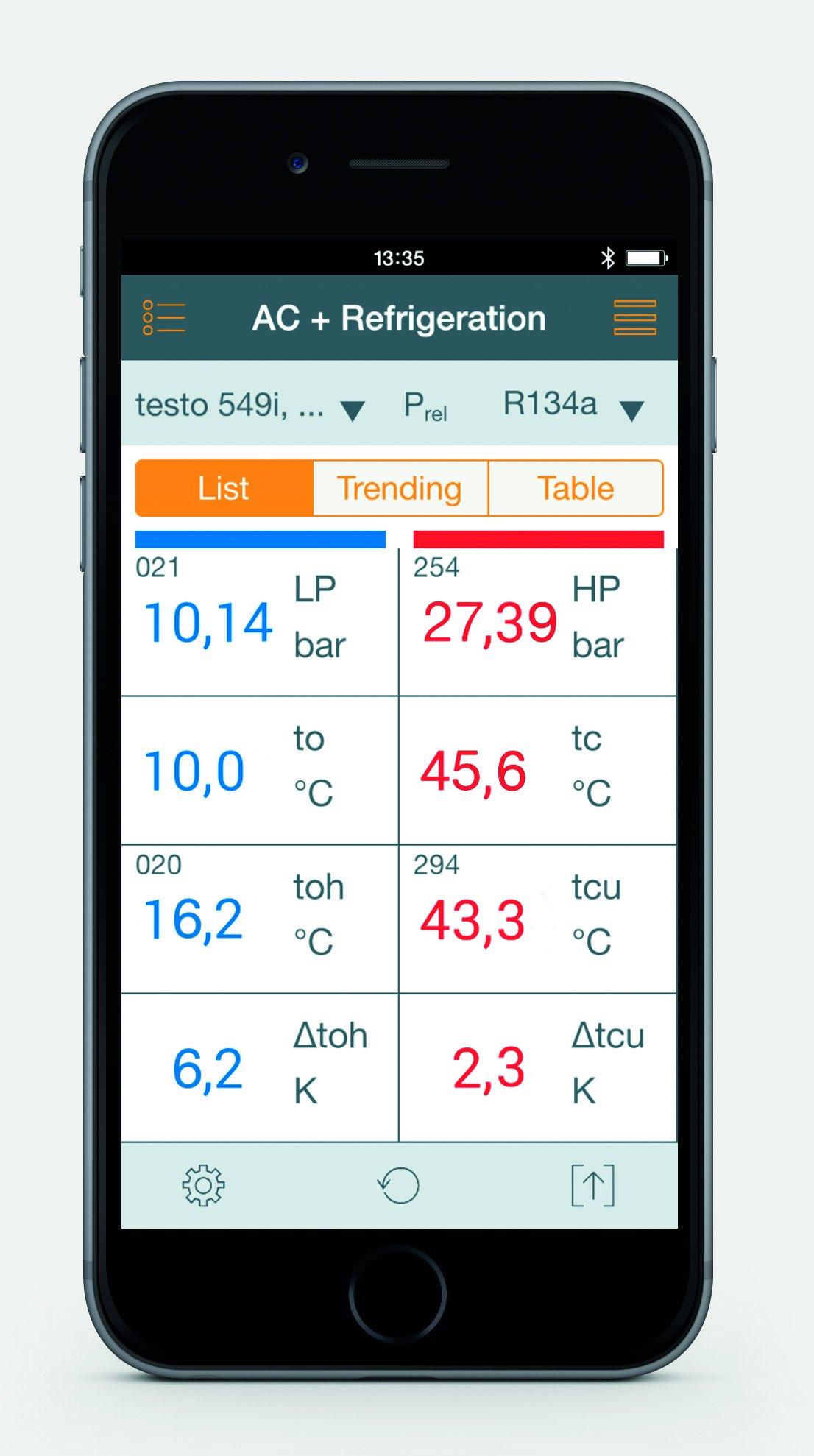 Testo 0563 0002 Refrigeration Wireless Smart Probe Set by Testo (Image #7)