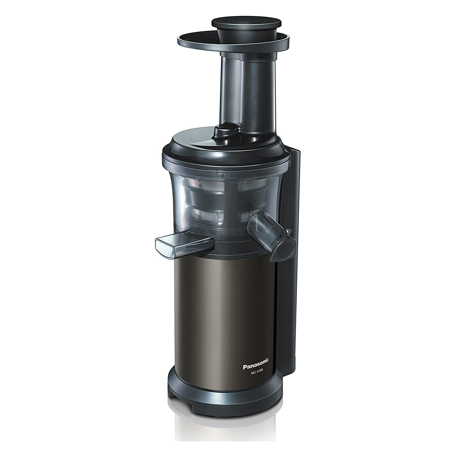 Panasonic MJ-L600SXS Slow Juicer Antracite PANL