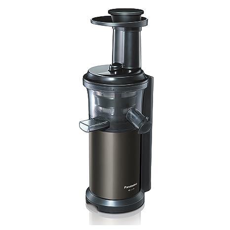 Panasonic MJ-L600 Exprimidor de Velocidad Lenta para Zumos y Smoothi 150 W, 2
