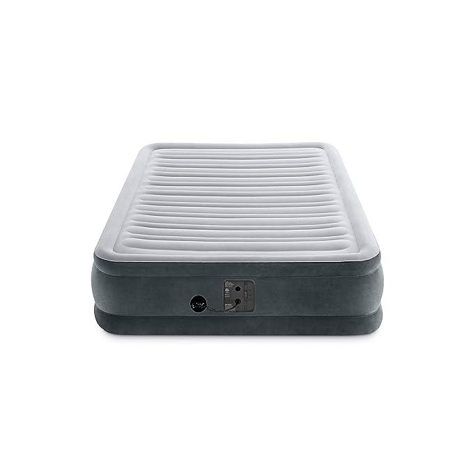 Amazon.com: Intex Comfort Plush Mid Rise Dura-Beam - Colchón ...