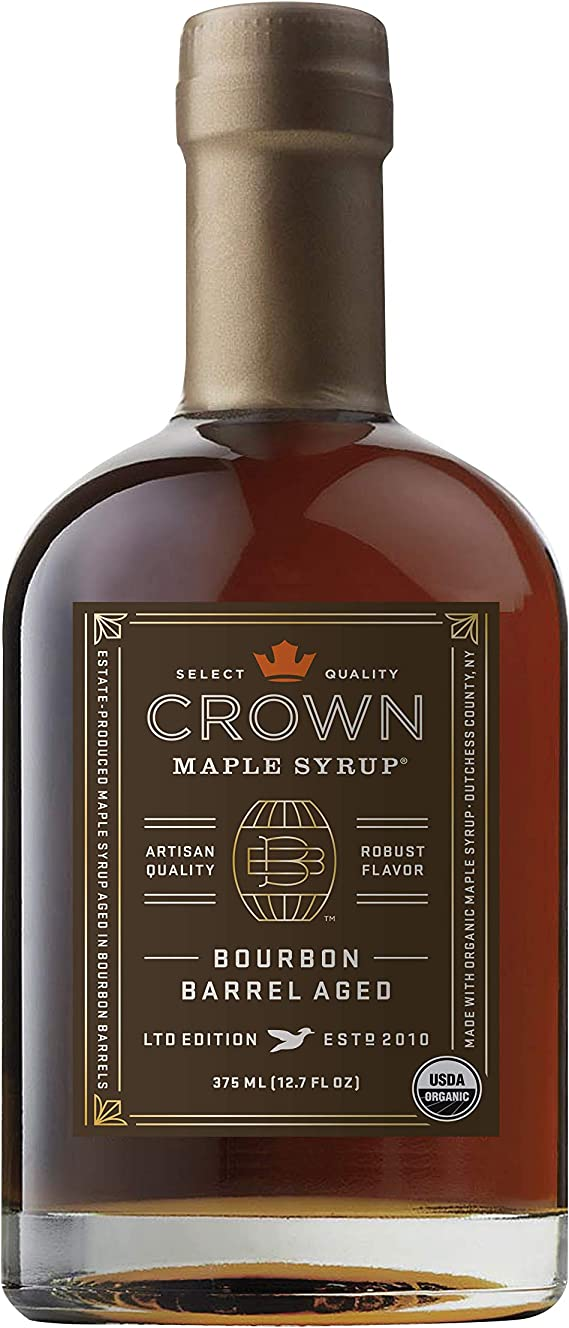 Crown Maple Organic Grade A Maple Syrup