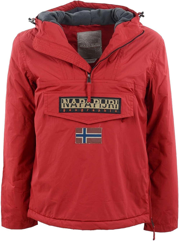 Napapijri Men's Rainforest Winter Jacket 094-old Red (Rosso S