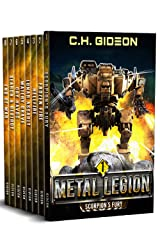Metal Legion Complete Series Omnibus: Mechanized Warfare on A Galactic Scale Kindle Edition