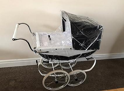 Silver Cross - Capota impermeable para coche de bebé: Amazon ...