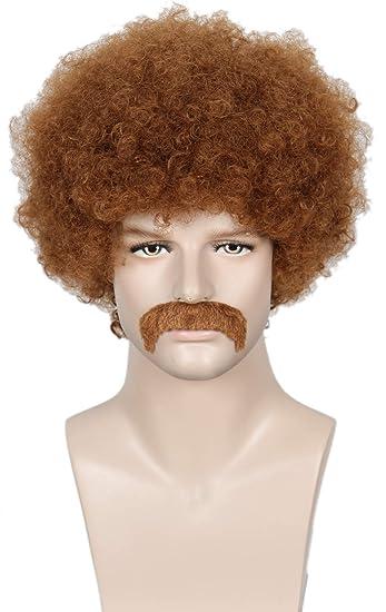 Amazon.com: Linfairy - Disfraz corto de los años 80 para ...