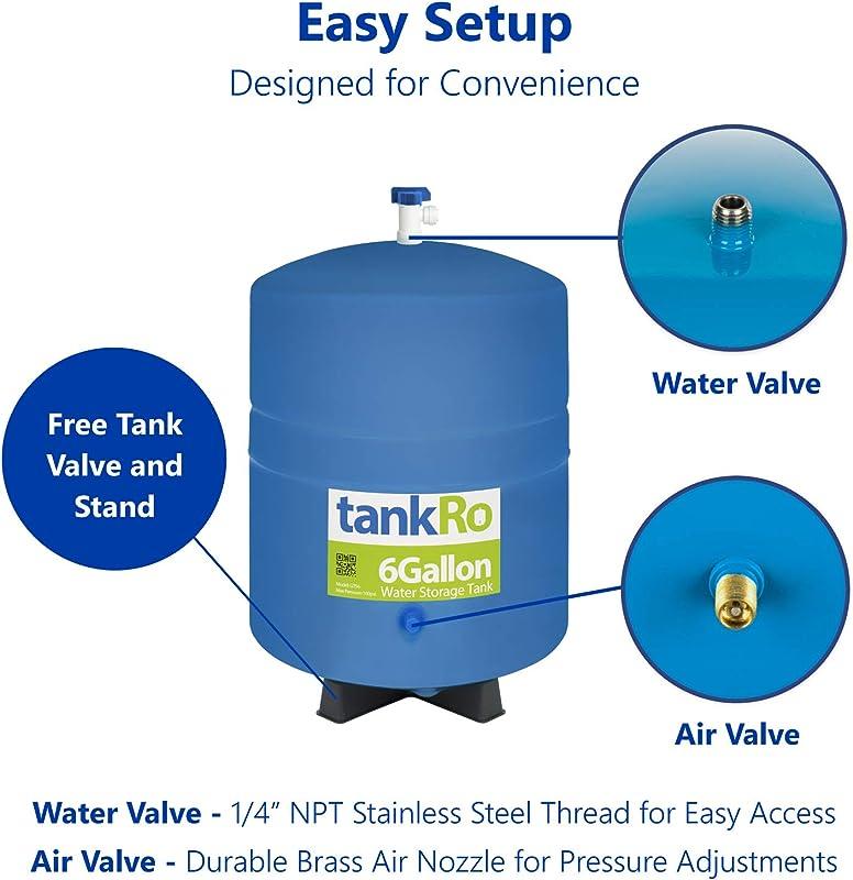 tankRo GTS6 RO Storage Tank Reviews