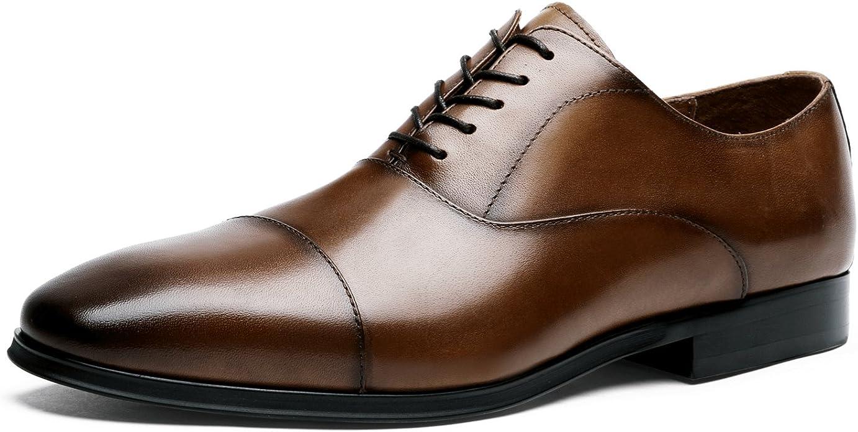 Desai Zapatos de Cordones Oxford para Hombre: Amazon.es: Zapatos y ...