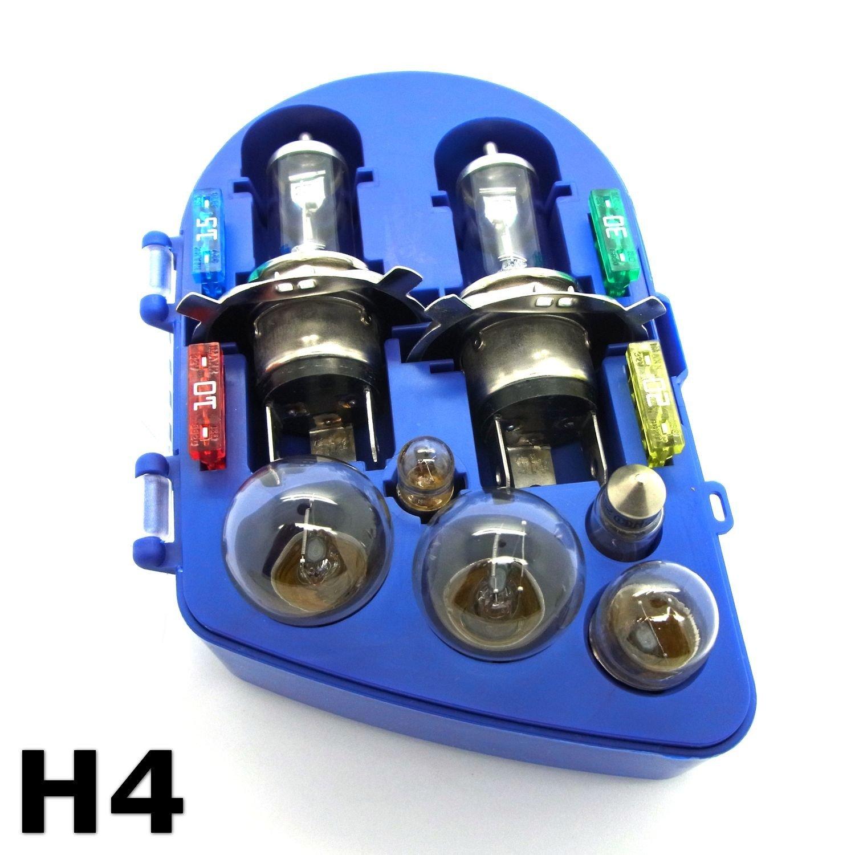 Ultimate Speed H7 KFZ Ersatzlampenbox 11 teilig: Amazon.de: Auto