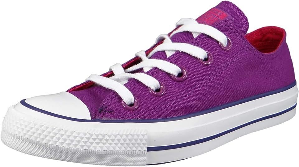 Baskets violettes Converse pour femme | eBay