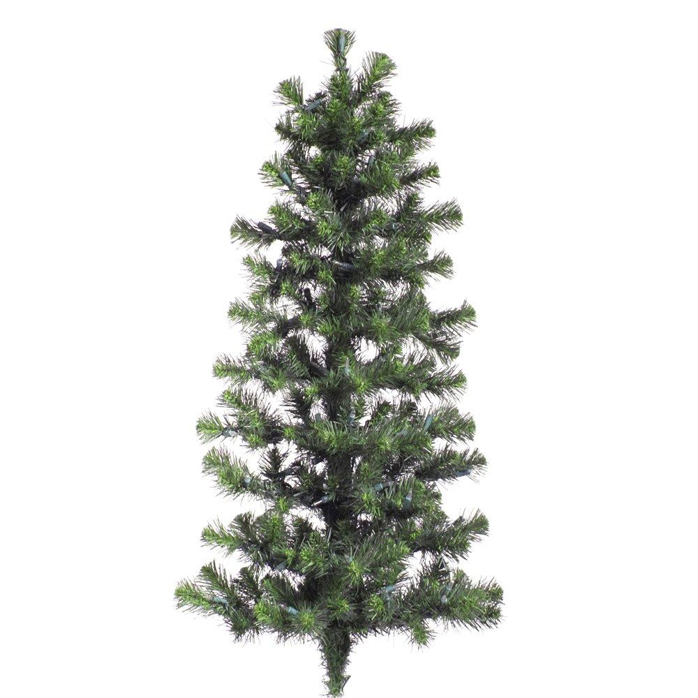 Vickerman 48'' Unlit Douglas Fir Wall Tree