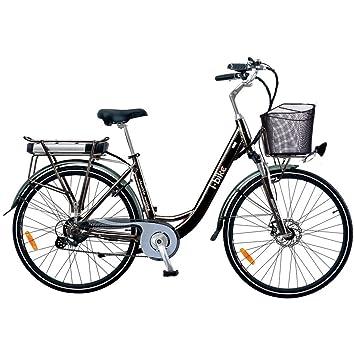 i-Bike City 1d Bicicletta Elettrica con Pedalata Assistita 5e72b338e96
