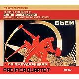 The Complete String Quartets by Dmitri Shostkovich