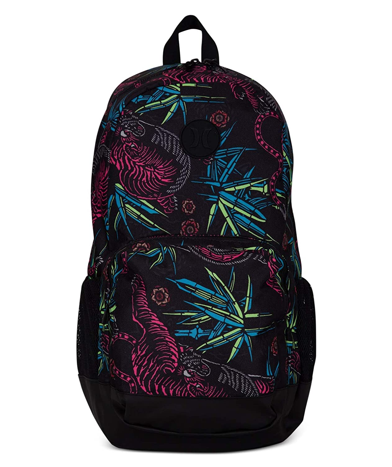 Hurley Mens Renegade II Bengal Backpack One Size Black