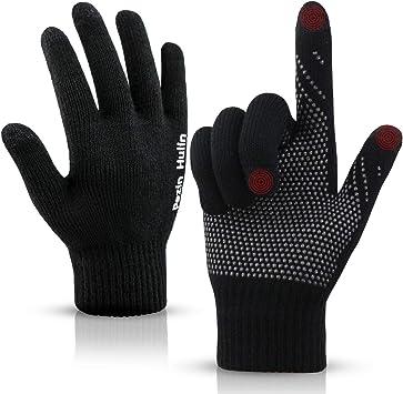 US Winter Touch Screen Gloves Windproof Waterproof Outdoor Sport Driving Unisex