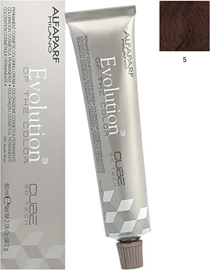 AlfaParf Evolution, Tinte Capilar 5-60 gr