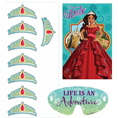 Amscan Elena of Avalor Party Game: Toys & Games