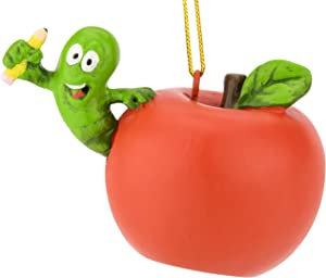 Tree Buddees Teachers Apple Christmas Ornaments - Gifts for Teacher