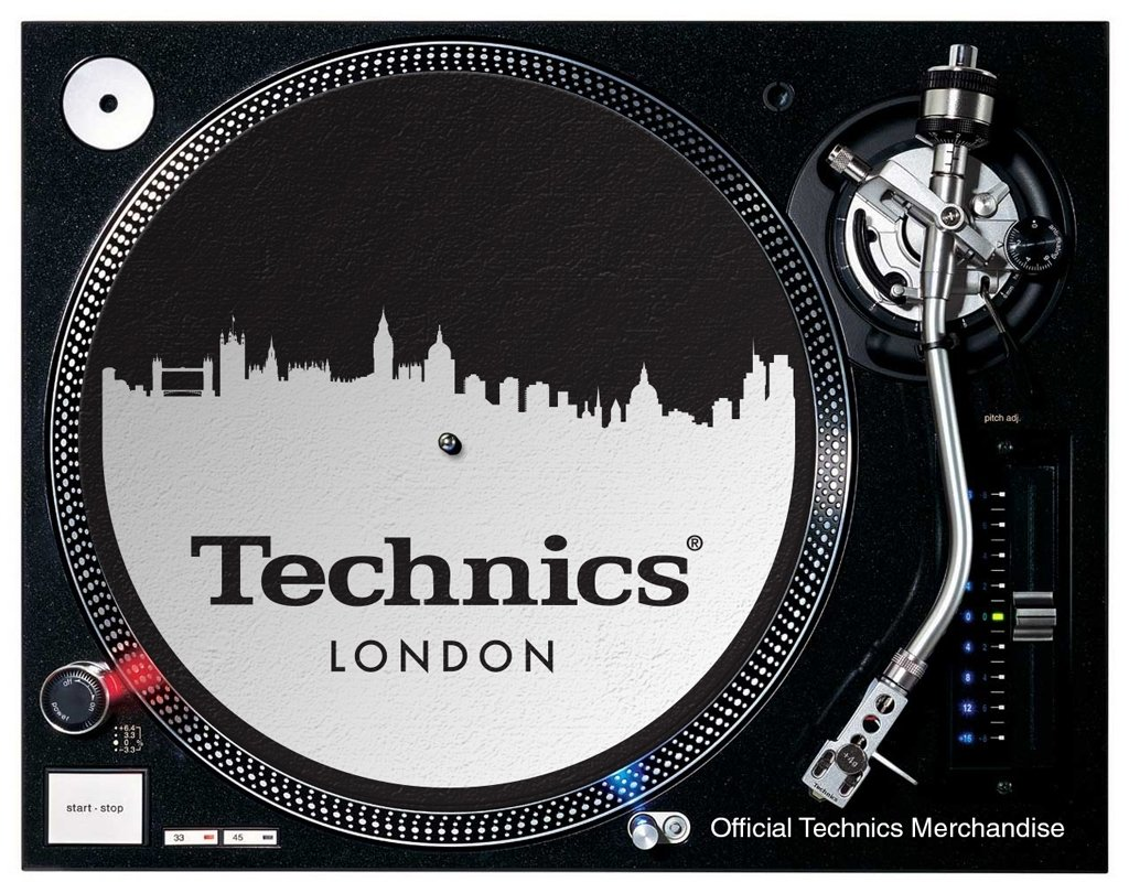 Technics Slipmat MLON Tocadiscos: Amazon.es: Instrumentos musicales